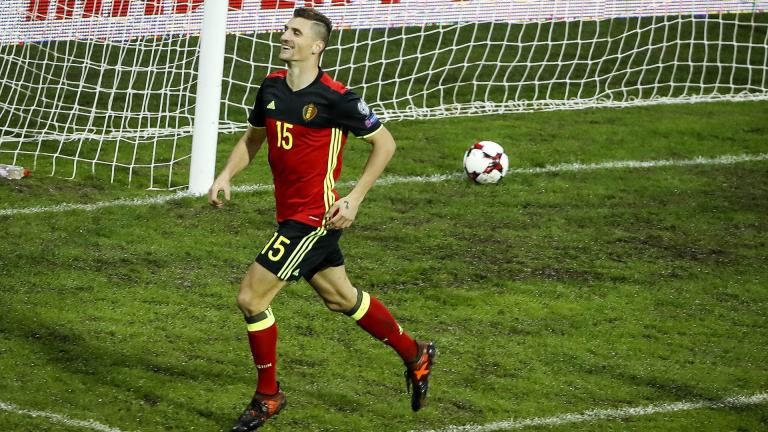 <b>Thomas Meunier </b> / Defensa /  Bélgica </p>Foto: Getty Images