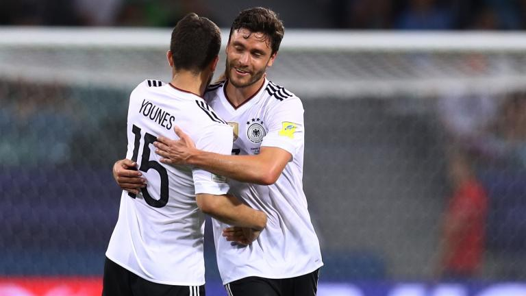 <b>Jonas Hector </b> / Defensa /  Alemania</p>Foto: Getty Images