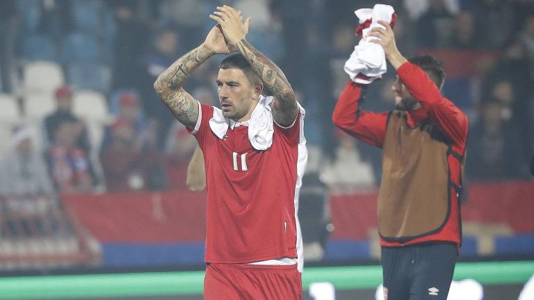 <b>Aleksandar Kolarov </b> / Defensa /  Bélgica </p>Foto: Getty Images