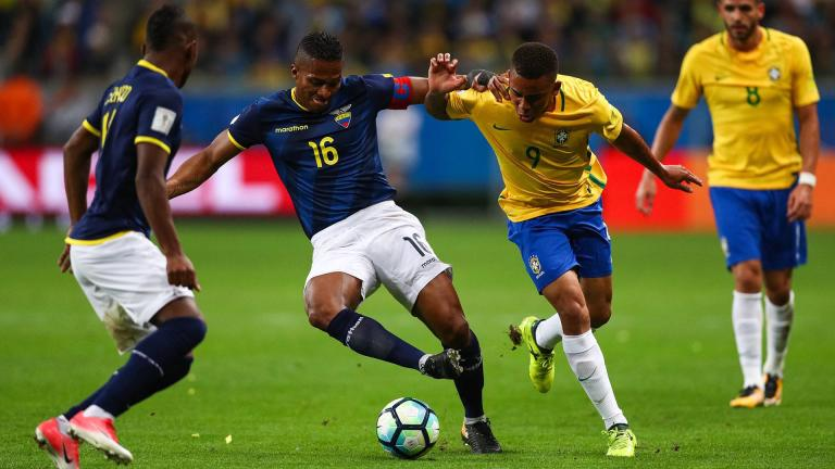 <b>Antonio Valencia</b> / Defensa / Ecuador </p>Foto: Getty Images