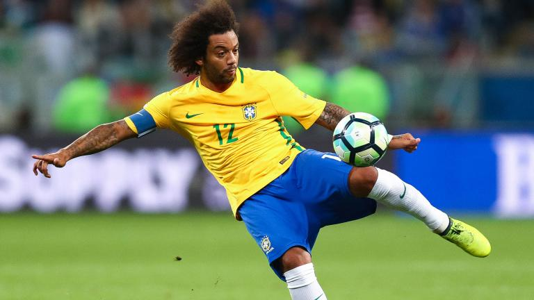 <b>Marcelo</b> | Defensa | Brasil<p>Getty</p>