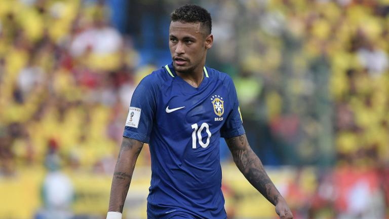 <b>Neymar Jr.</b> | Medio | Brasil<p>Getty</p>