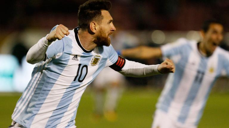 <b>Lionel Messi</b> | Delantero | Argentina<p>Getty</p>