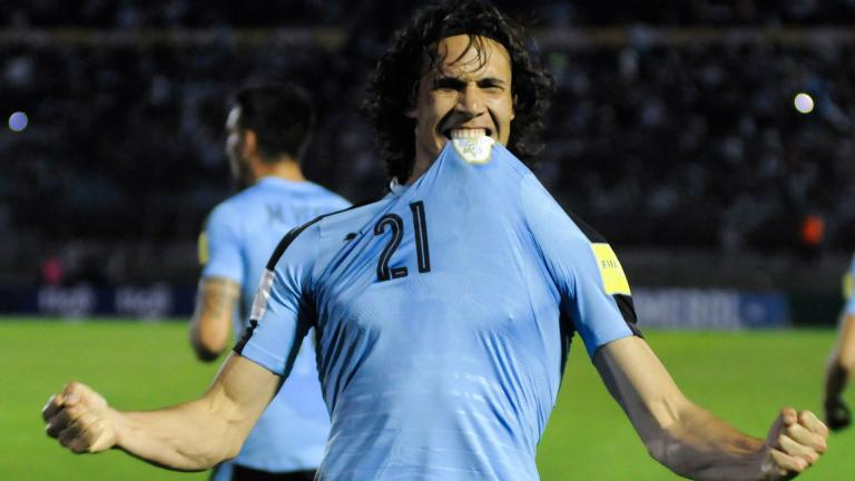 <b>Edinson Cavani</b> | Delantero | Uruguay<p>Getty</p>