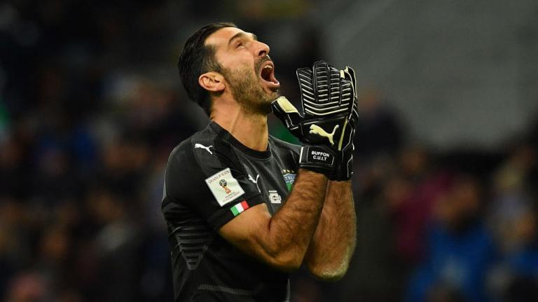 <b>Gianluigi Buffon </b> / Arquero / Italia </p>Foto: Getty Images