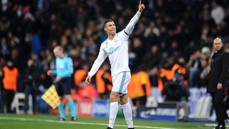 <b>Cristiano Ronaldo</b> / Delantero / Real Madrid</p>Foto: Getty Images