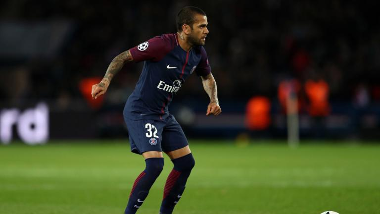 <b>Dani Alves</b> / Defensa / Paris Saint-Germain</p>Foto: Getty Images