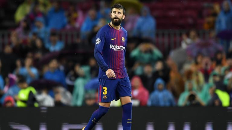 <b>Gerard Piqué</b> / Defensa / Barcelona</p>Foto: Getty Images