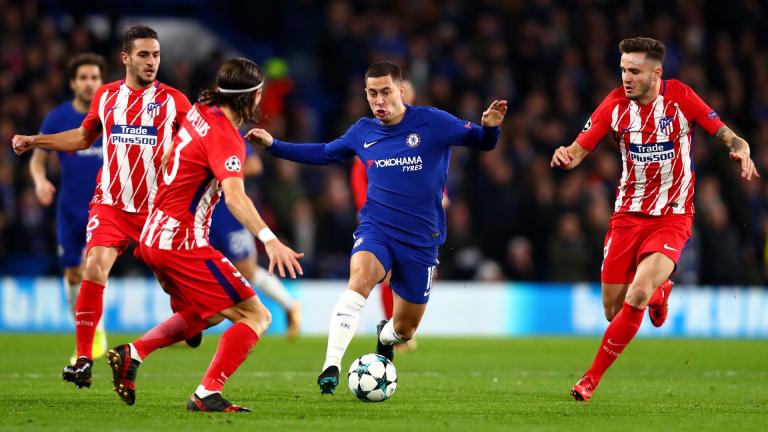 <b>Eden Hazard</b> / Mediocampista / Chelsea</p>Foto: Getty Images