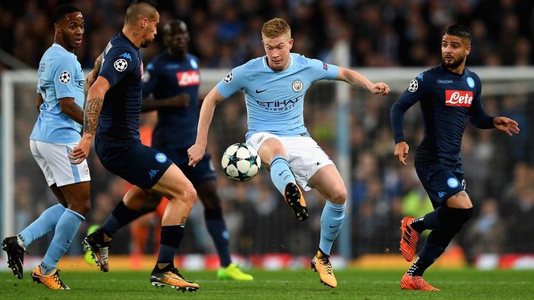 <b>Kevin de Bruyne</b> / Mediocampista / Manchester City</p>Foto: Getty Images