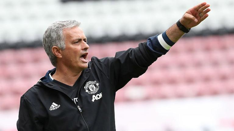 Jose Mourinho, Manchester United. (FOTO: Getty Images)