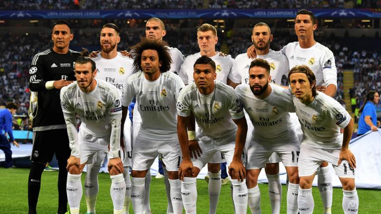 <b>1.- Real Madrid / España / 861 MDD</b><p>Foto: Getty</p>