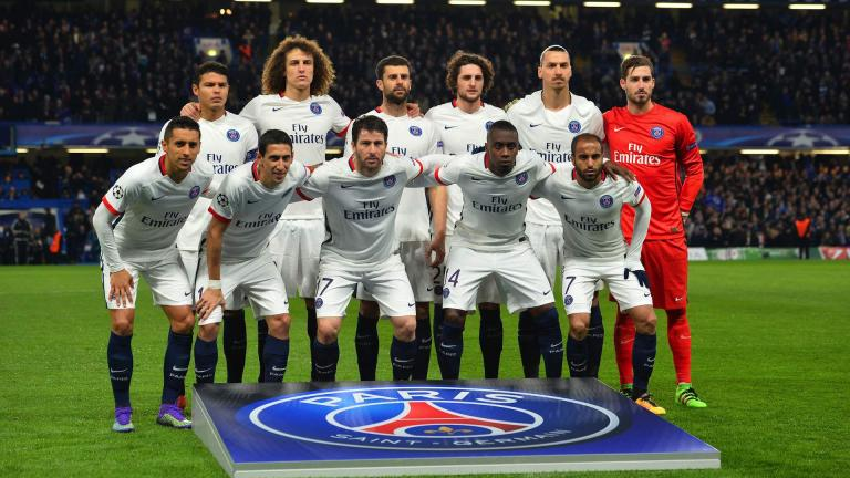 <b>9.- Paris Saint-Germain / Francia / 491 MDD</b><p>Foto: Getty</p>