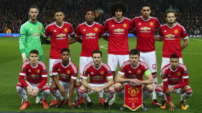 <b>8.-Manchester United / Inglaterra / 516 MDD</b><p>Foto: Getty</p>