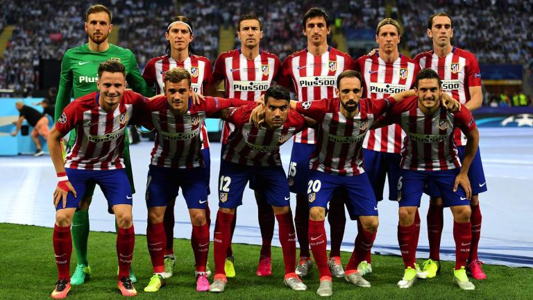 <b>6.- Atlético de Madrid / 576 MDD</b><p>Foto: Getty</p>
