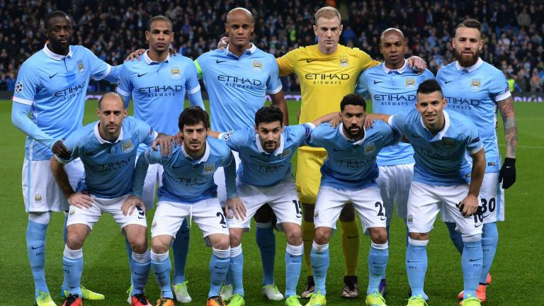 <b>5.- Manchester City / Inglaterra / 595 MDD</b><p>Foto: Getty</p>