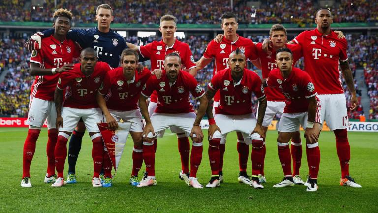 <b>3.- Bayern Munich / Alemania / 632 MDD</b><p>Foto: Getty</p>
