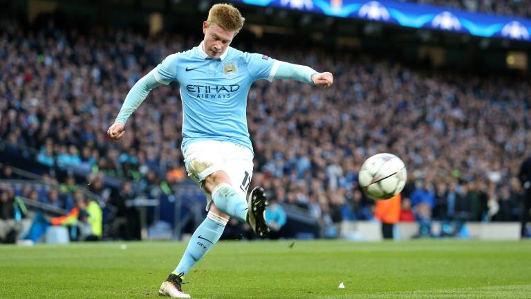<b>1.- Kevin de Bruyne / 81.8 millones de dólares / Wolfsburgo -> Manchester City</b></p>Foto: Getty Images</p>