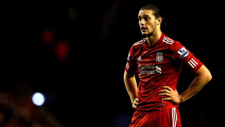 <b>10.- Andy Carroll / 45.3 millones de dólares / Newcastle -> Liverpool</b></p>Foto: Getty Images</p>