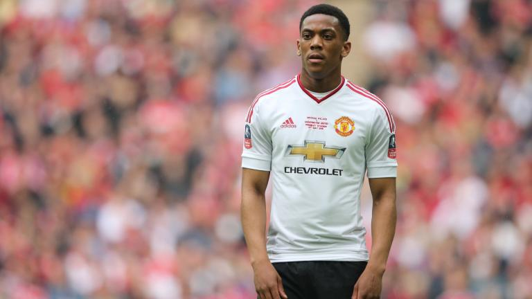 <b>5.- Anthony Martial / 55.2 millones de dólares / Mónaco -> Manchester United</b></p>Foto: Getty Images</p>