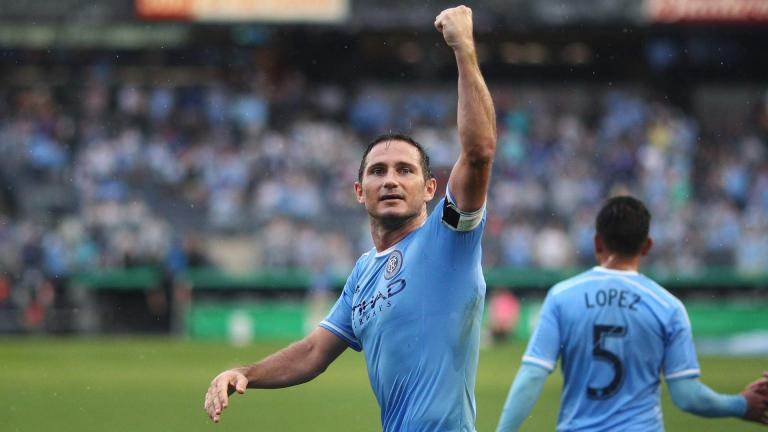 <b>Frank Lampard / New York City / 300 goles</b><p>Foto: Getty</p>