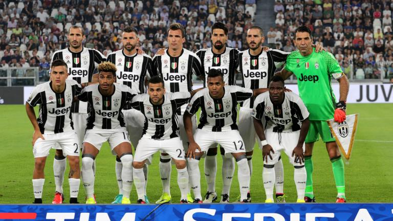 Juventus / Italia. <p> Foto: Getty</p>