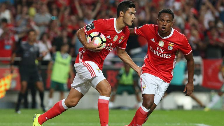 Benfica/ Portugal. <p> Foto: Getty</p>