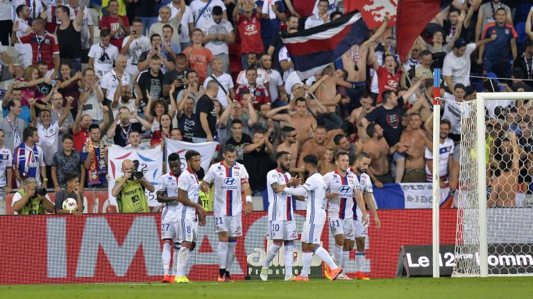 Olympique Lyon / Francia. <p> Foto: Getty</p>
