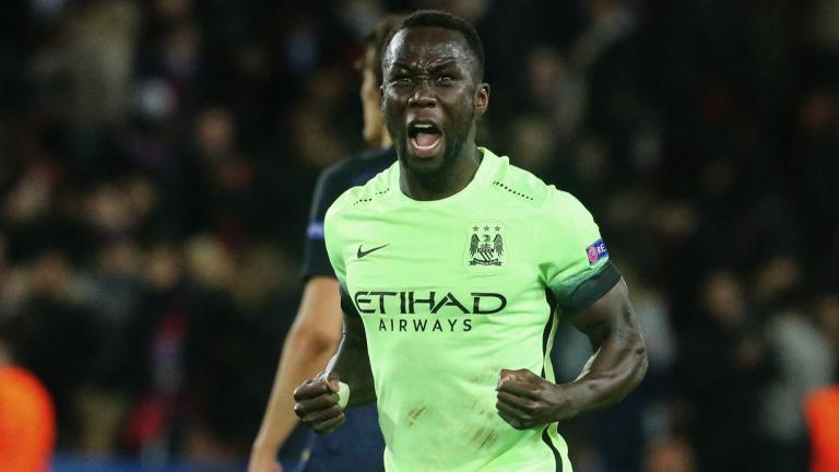 <b>Bacary Sagna / Manchester City / Lateral Derecho</b><p>Foto: Getty</p>