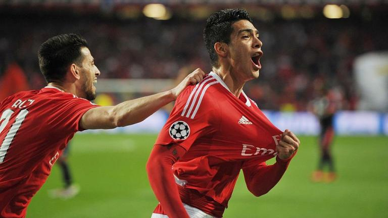 Benfica. Foto: Getty Images