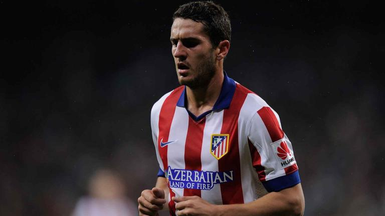 Koke/Atlético Madrid<p>Foto: GettyImages</p>