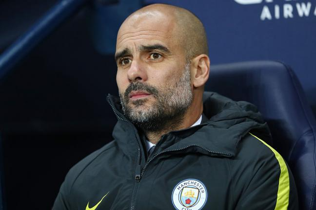 Pep Guardiola - Manchester City: 1.54 millones