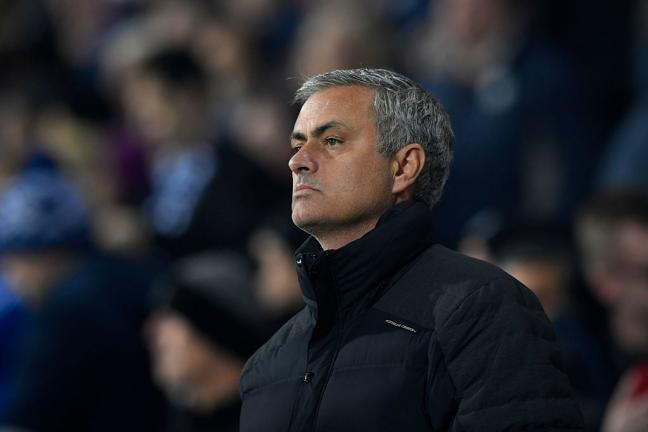 José Mourinho - Manchester United: 1.41 millones