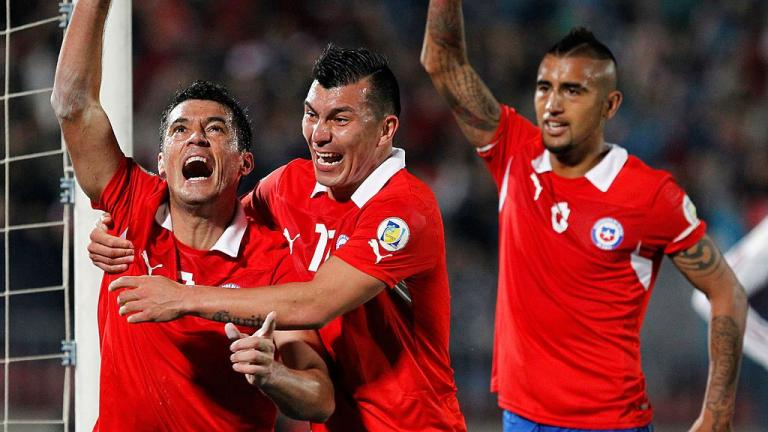 <b>Chile</b> Foto: Getty Images