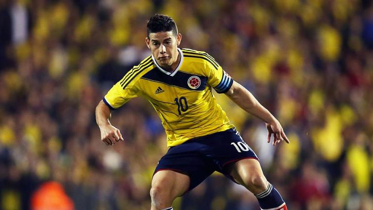 <b>Colombia</b> Foto: Getty Images
