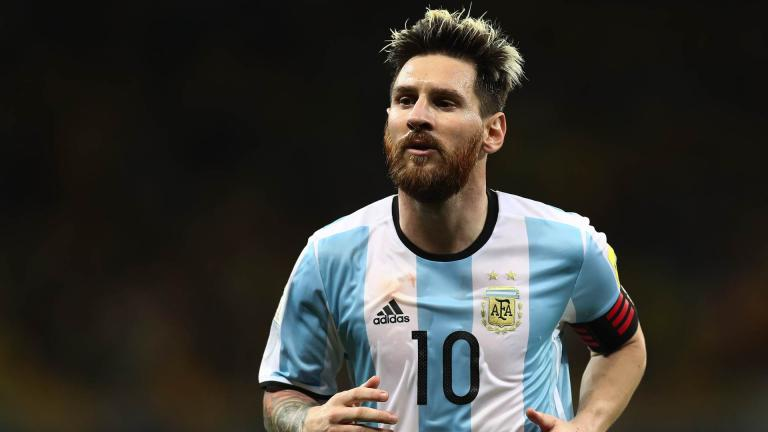 Lionel Messi / Delantero <p>Foto: Getty</p>
