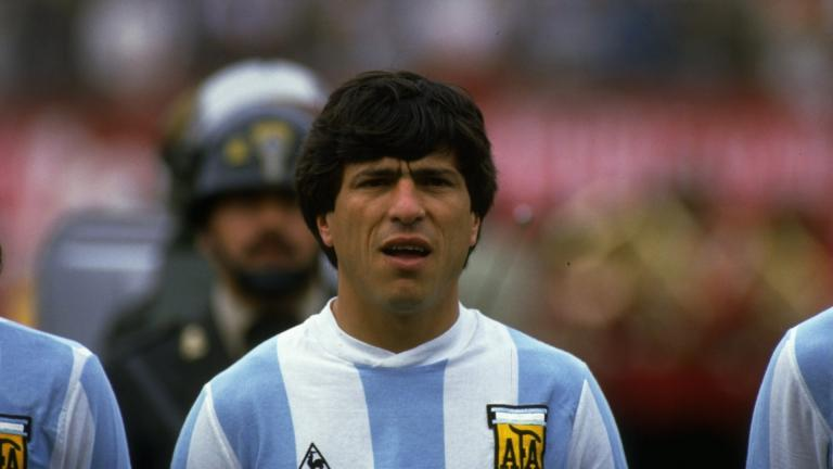 Daniel Passarella / Defensa Central <p>Foto: Getty</p>