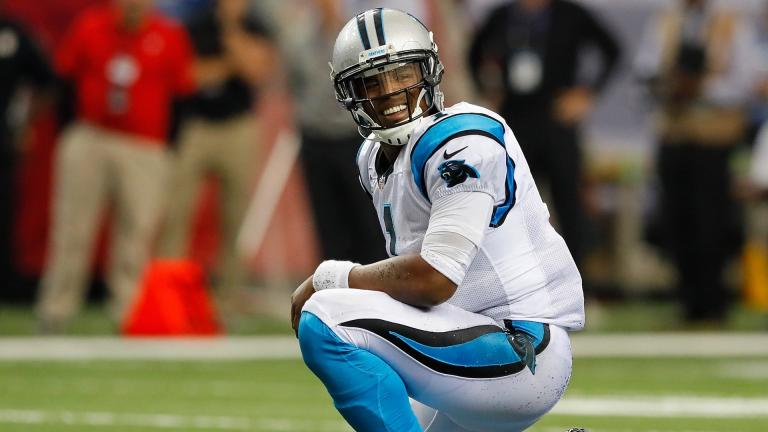10.- Cam Newton (NFL) </p>Foto: Getty Images</p>