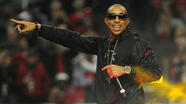 3.- Ludacris (Cantante) </p>Foto: Getty Images</p>