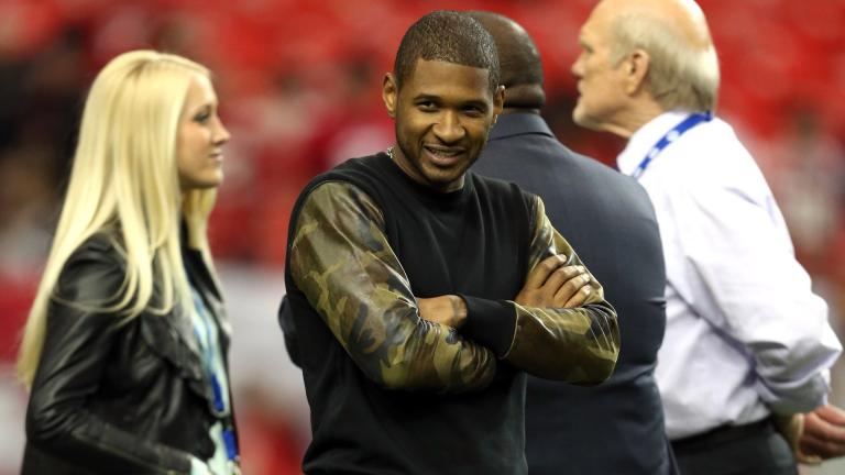 5.- Usher (Cantante) </p>Foto: Getty Images</p>