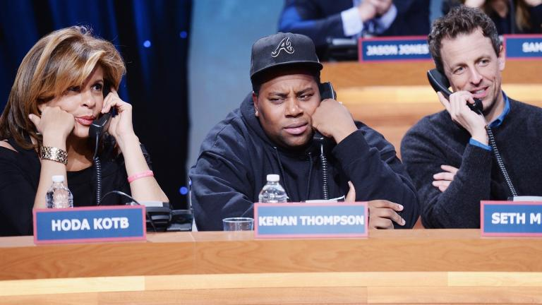 8.- Kenan Thompson (Actor y comediante) </p>Foto: Getty Images</p>