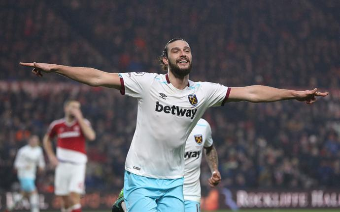 <strong>West Ham United - Andy Carroll:</strong> $99.816 a la semana. Foto: Getty