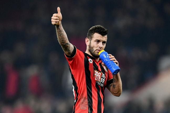 <strong>Bournemouth - Jack Wilshere:</strong> 99.816 dólares semanales. Foto: Getty
