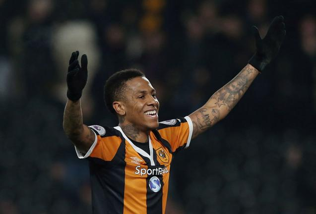 <strong>Hull City - Abel Hernández:</strong> 43.638 dólares semanales. Foto: Getty