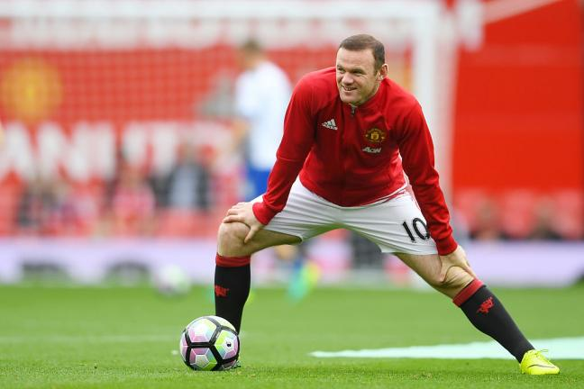 <strong>Manchester United - Wayne Rooney:</strong> 373.854 dólares a la semana. Foto: Getty