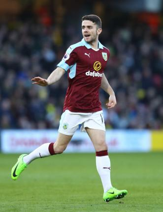 <strong>Burnley - Robbie Brady:</strong> $43.660 semanales. Foto: Getty