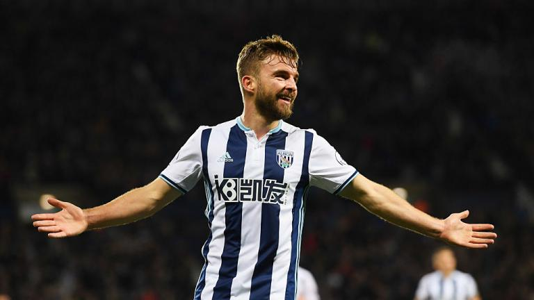 <strong>West Bromwich Albion - James Morrison:</strong> $81.082 semanales. Foto: Getty