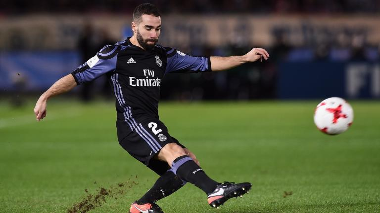 <b>Daniel Carvajal / Defensa / Real Madrid</b> </p>Foto: Getty Images</p>