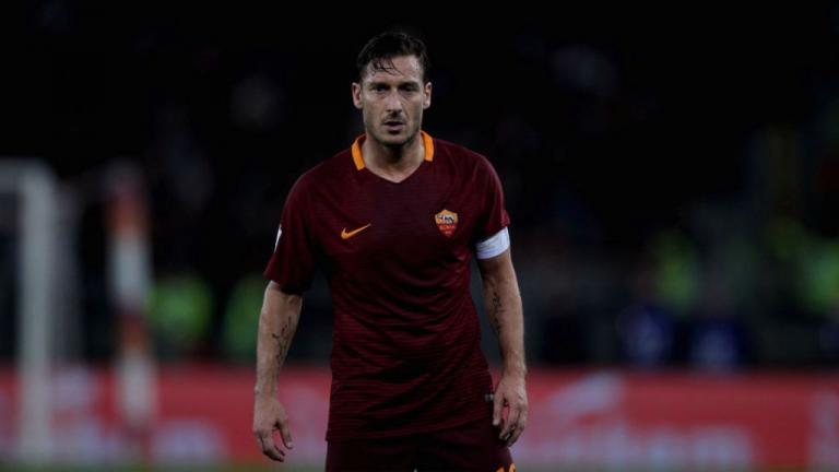 5º Francesco Totti: 759.620 kilómetros // Foto: Getty Images