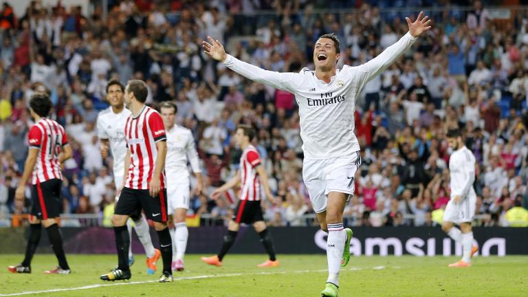 <b>498</b> Tantos suma el Real Madrid en el Derbi. </p>Foto: Getty Images</p>